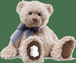 blue bear teddy bear