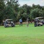 BC golf tournament golfers