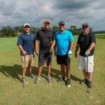 Blue Cares Golf Tournament Players