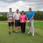 BC Golf Tournament participants