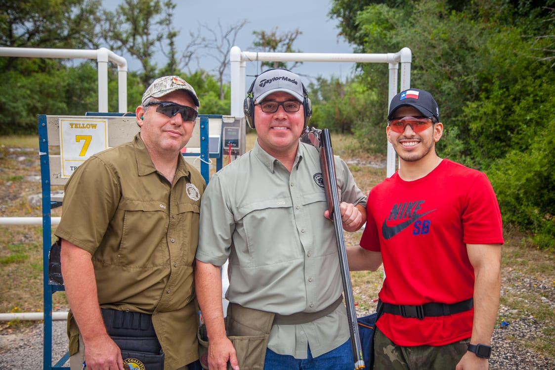 2017 Sporting Clay Shoot Raises 58,000 Dollars