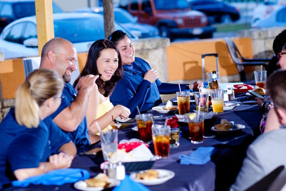 Blue Cares Scholarship Dinner