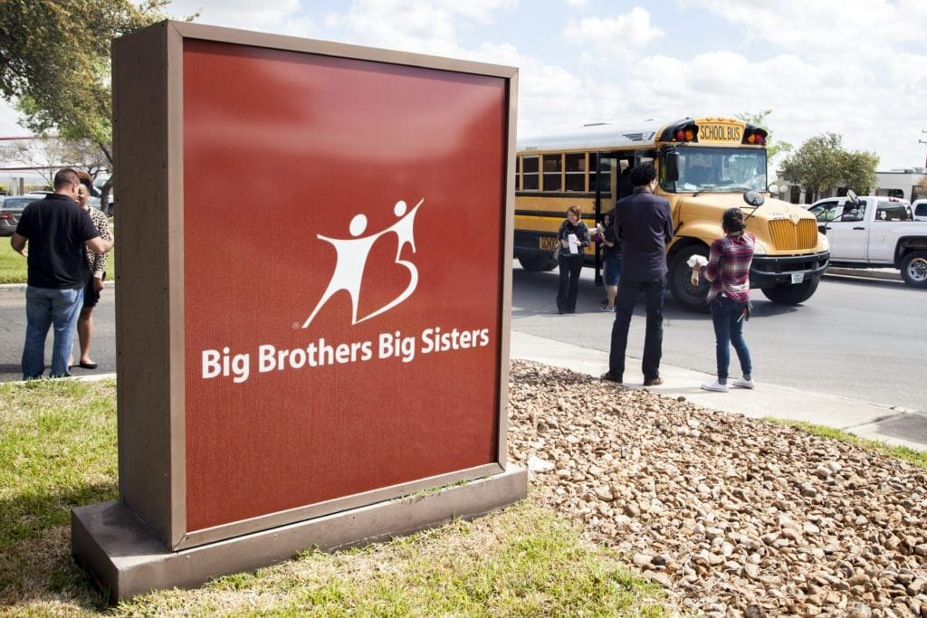 Blue Cares Big Give 2018 at Big Brothers, Big Sisters