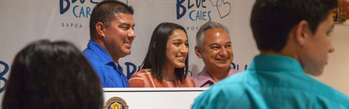 Blue Cares College Scholarship   Blue Cares SAPOA Outreach