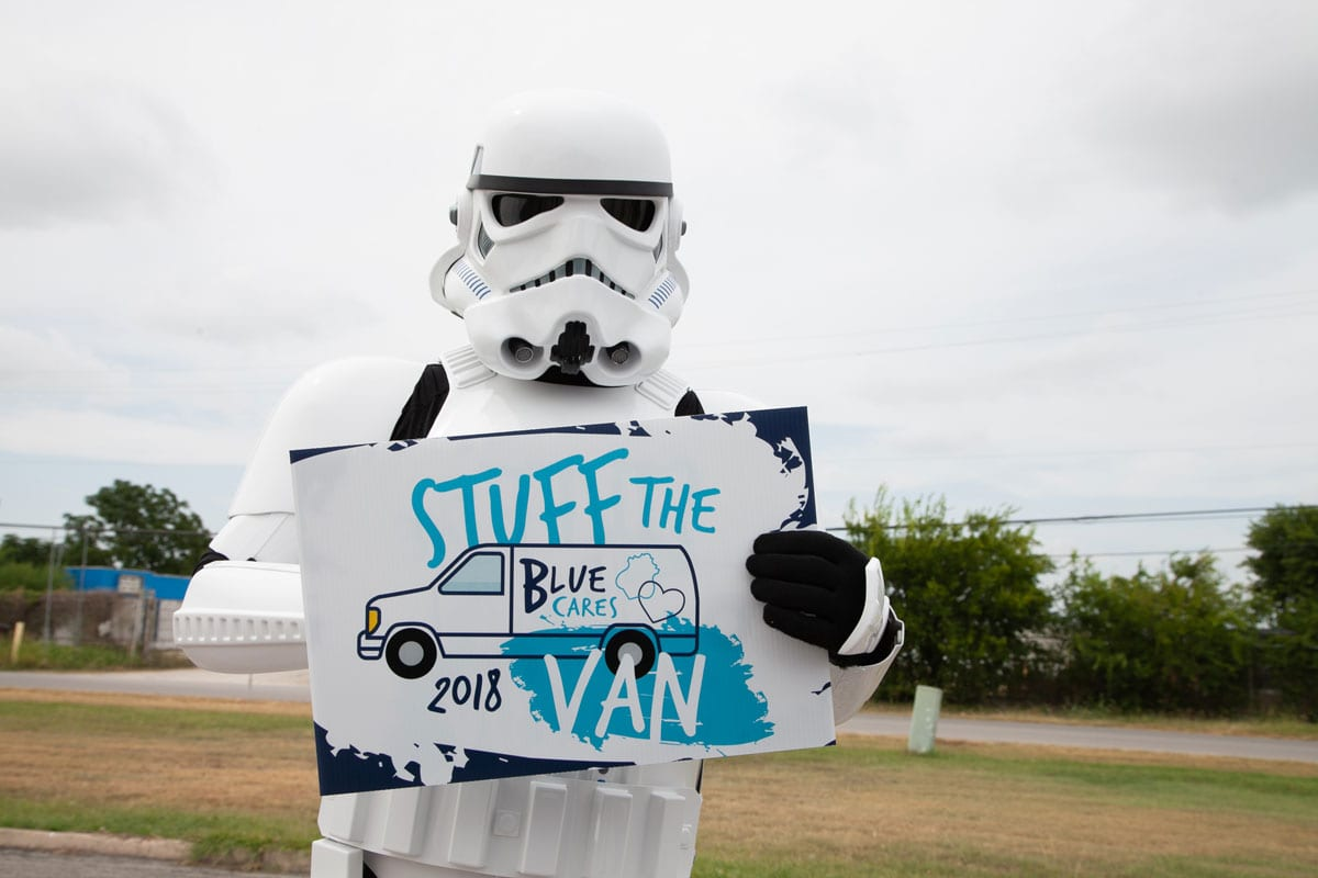 Stuff The Van Stormtrooper