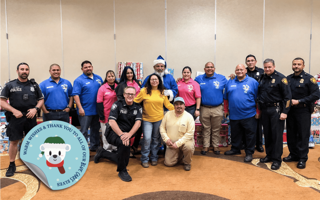 Blue Cares Receives $4,000 in Toy Donations