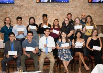 Blue Cares Scholarship Dinner - 18