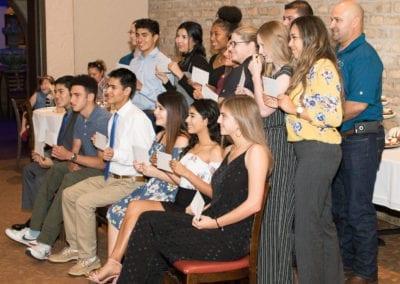 Blue Cares Scholarship Dinner - 19