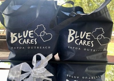 Blue Cares Bag