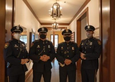 San Antonio Police Officers