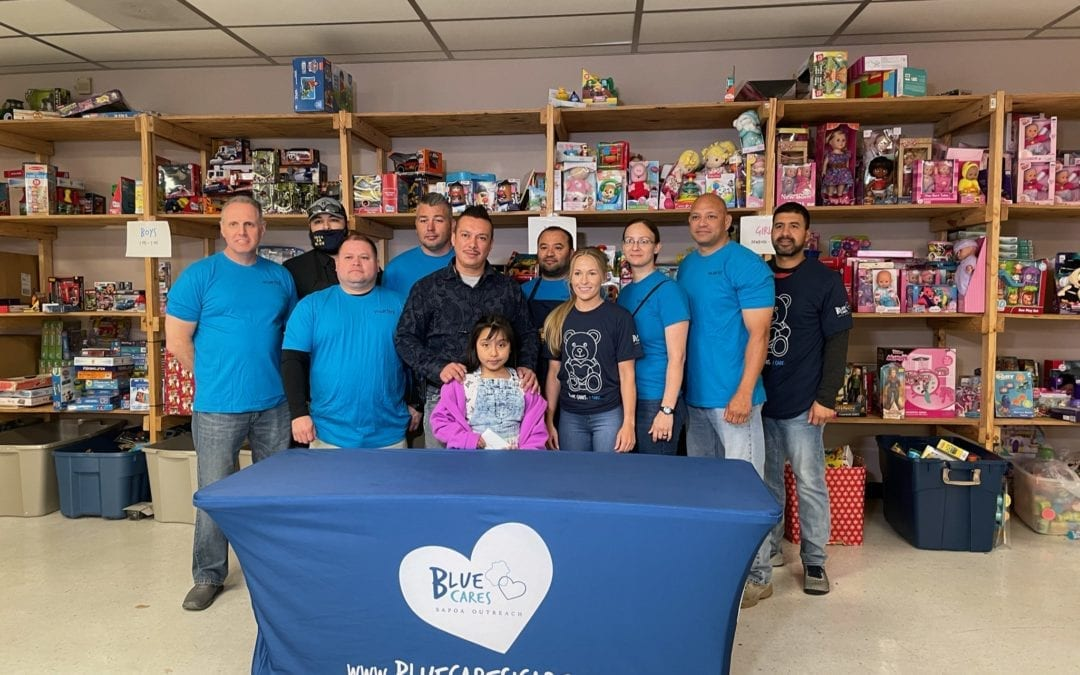 Blue Cares SAPOA Outreach Press Release – April 22, 2021