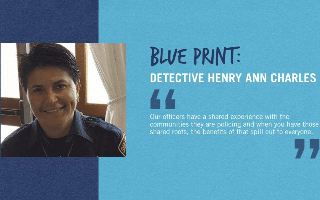 Blue Print: Henry Ann Charles